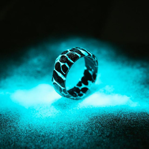 How to Make a Glow in the Dark Ring?