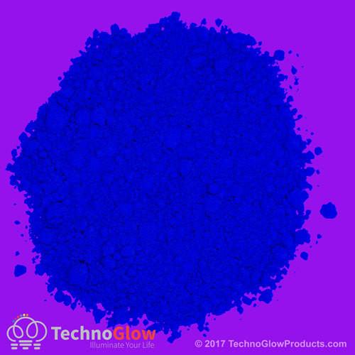 Blue Fluorescent UV Powder