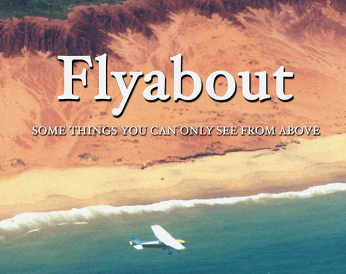 Flyabout DVD - Travel Australia Outback from the AIR!