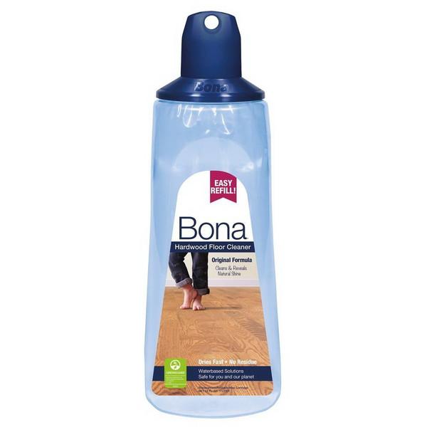 BONA  HARDWOOD FLOOR CLEANER MOP REFILL CARTRIDGE 34OZ