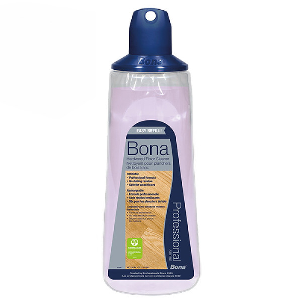 BONA  HARDWOOD FLOOR CLEANER MOP REFILL CARTRIDGE 34OZ