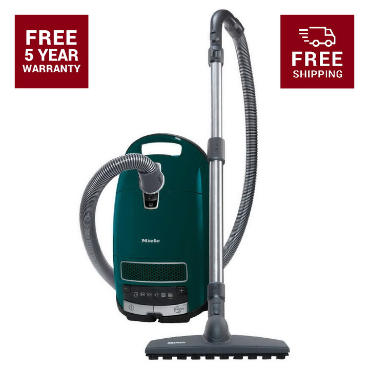 MIELE COMPLETE C3 LIMITED EDITION PETROL GREEN