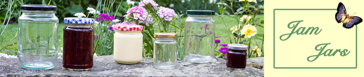 Jam Jars by Wares of Knutsford