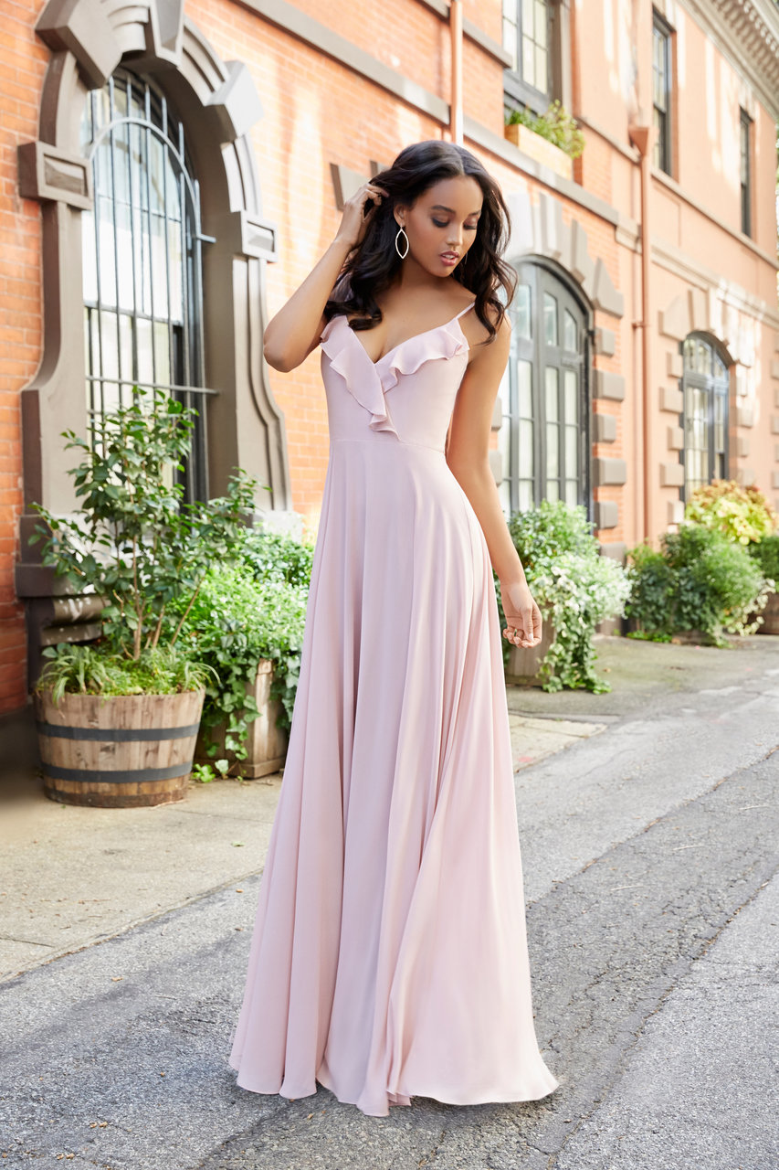 Adriann papell bridesmaid dresses lela rose bridesmaid dresses hayley paige occasions 5803 ombrellifo Choice Image