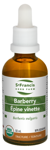 St. Francis: Barberry (50ml)