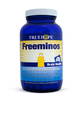 Truehope: Freeminos (180 Vegetable Capsules)