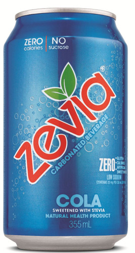 Buy Cola from Zevia (355ml)