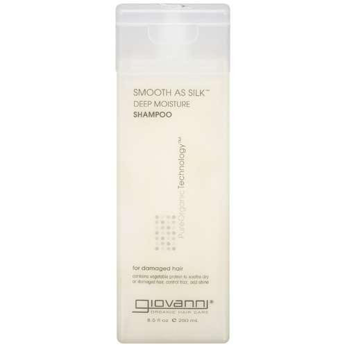 Giovanni: Smooth as Silk Shampoo (250ml)