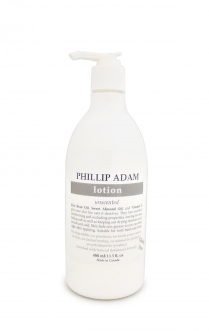 Phillip Adam: Lotion - Unscented (400ml)