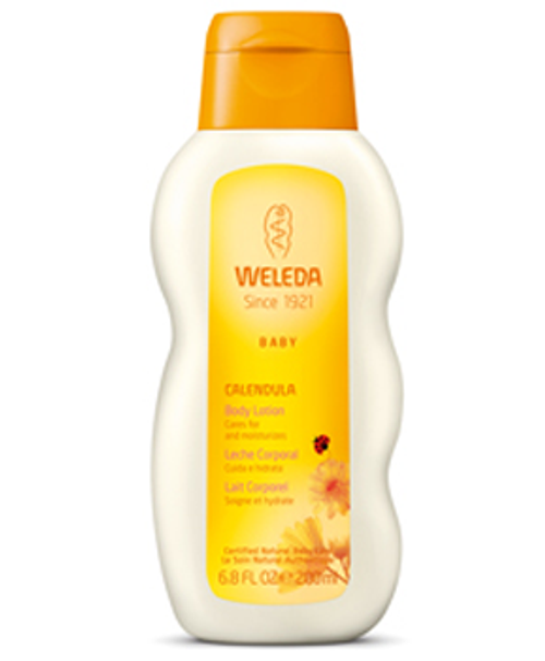 Weleda: Baby & Child Calendula Body Lotion (200ml)