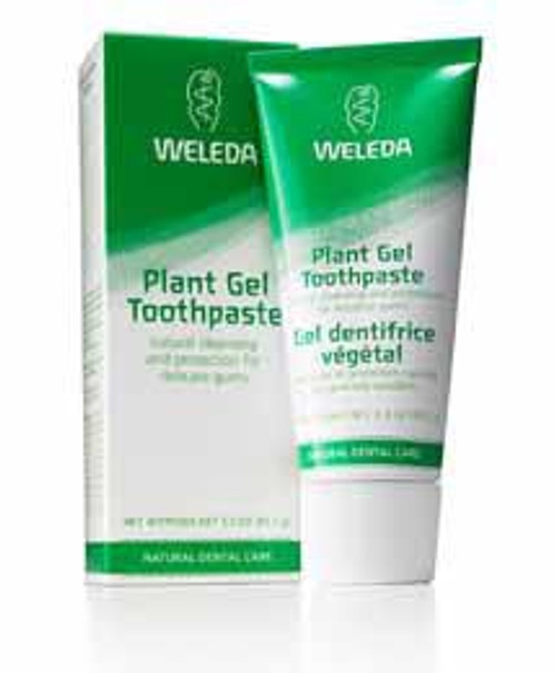 Weleda: Plant Gel Toothpaste (75ml)