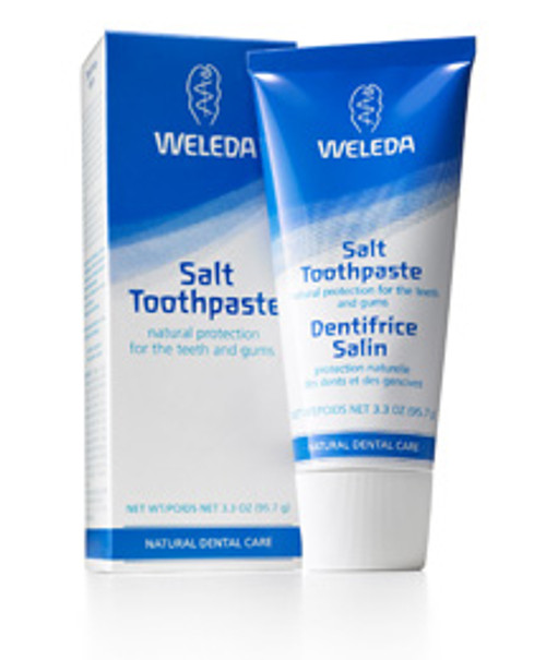 Weleda: Salt Toothpaste (75ml)