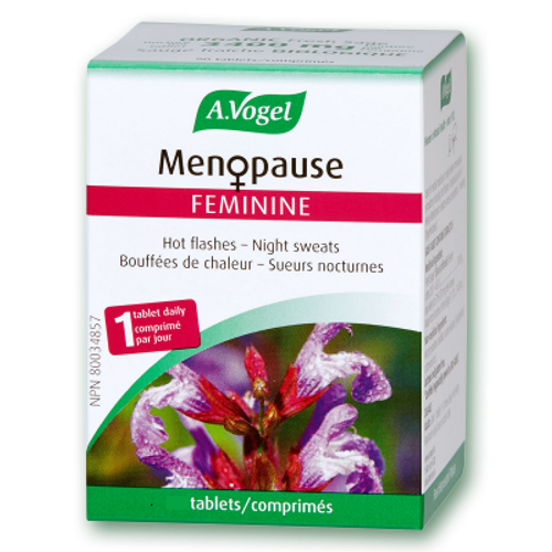A. Vogel: Menopause (30 Tablets)