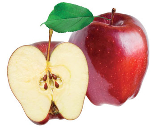 Certified Organic Red Delicious Apples (3 lb. bag)