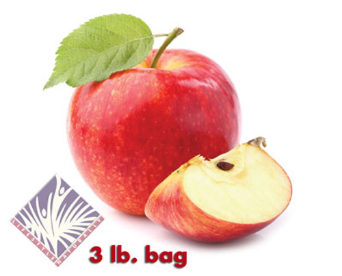 Certified Organic Spartan Apple (3 lb. bag)