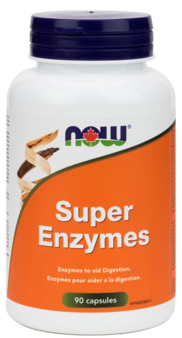 Now: Super Enzymes (90 Capsules)