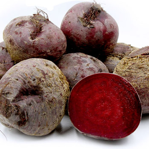 Certified Organic Red Beets (1kg)