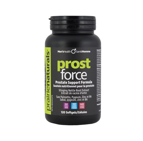 Prairie Naturals: Prost Force (120 SoftGels)