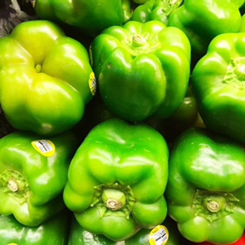 Certified Organic Yellow or Orange Bell Peppers (1 - 2 pcs approx. 200g)