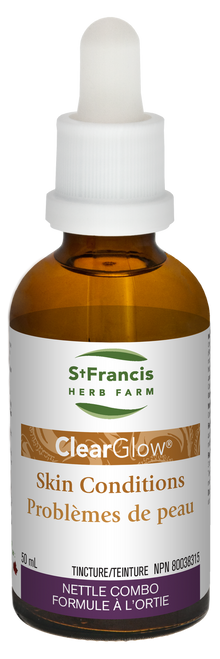 St. Francis: ClearGlow (50ml)