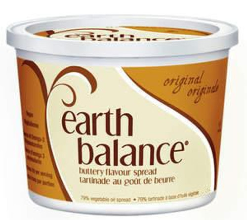Earth Balance - Buttery Flavour Spread - Original (1.3kg)