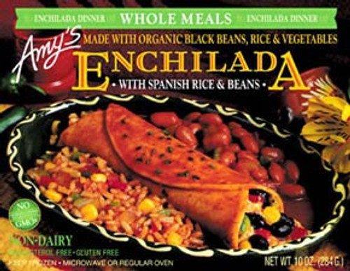 Amy's Kitchen: Enchilada with Rice & Beans (284g)