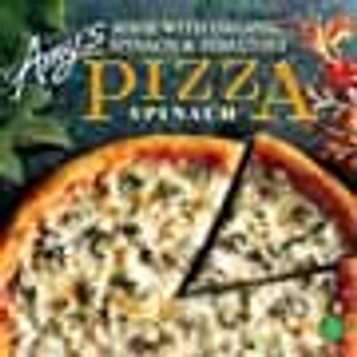 Amy's Kitchen: Spinach Pizza (397g)