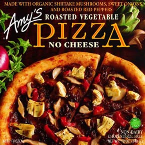 Amy's Kitchen: Pizza Roasted Vegetable (340g)