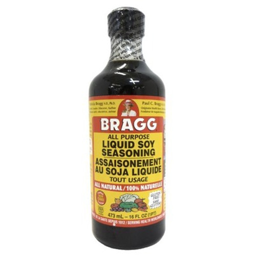 Bragg: Liquid Soy All Purpose Seasoning (473 mL)