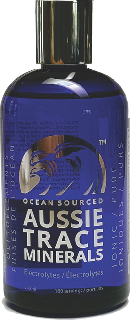 Aussie Trace Minerals: Ionic Pure Electrolytes (240ml)