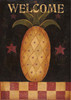 Americana Pineapple - Garden Flag by Toland
