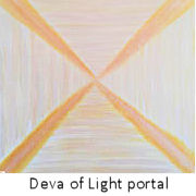Deva of Light Portal