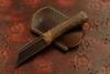 Norse Artefakt: Druzil Friction Folder with Textured Copper Handles Reddish