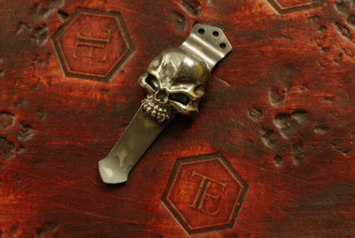 Steel Flame/Emerson Knives Wicked Warrior Clip - Discontinued