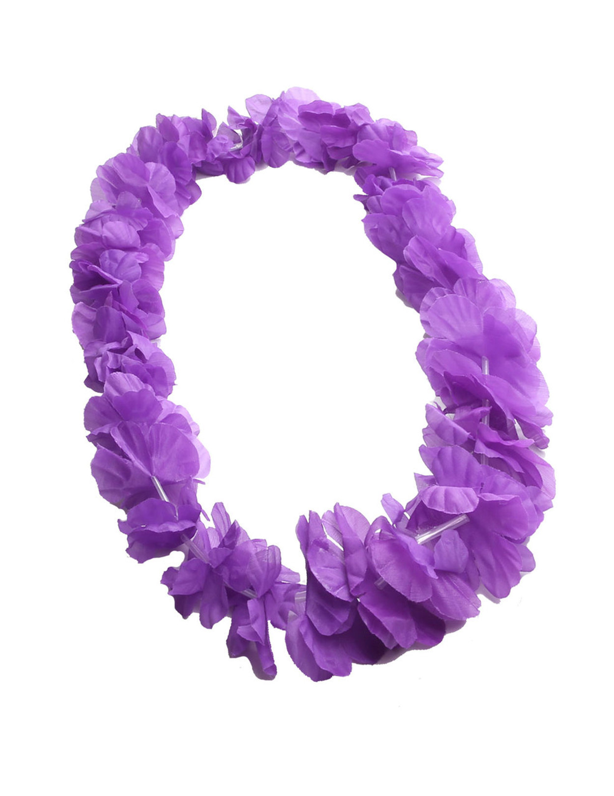 Purple silk flower lei party fun hawaiian wedding place purple silk flower lei party fun durable long lasting silk unscented hypoallergenic izmirmasajfo