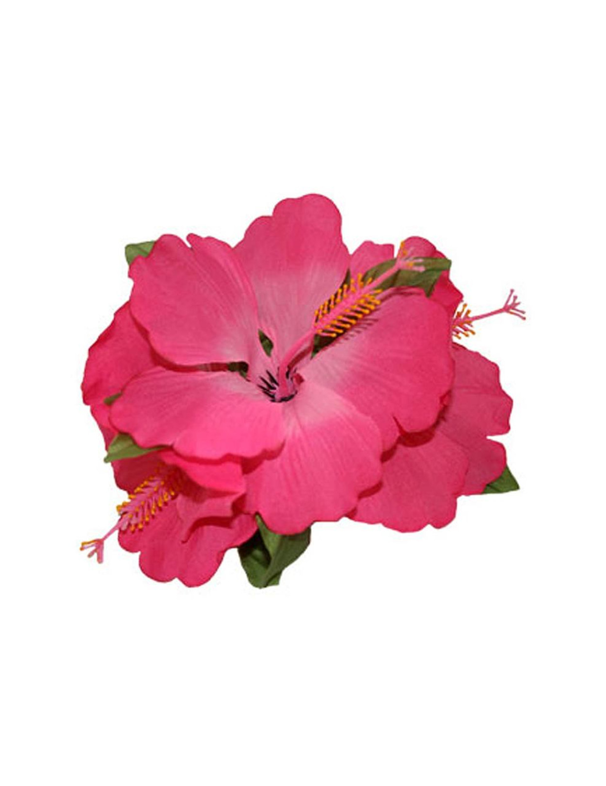 3 cluster hibiscus flower pink silk flower hair clip hawaiian 3 cluster hibiscus flower silk flower hair clip pink tropical hibiscus flower hair clip design bendable izmirmasajfo Image collections