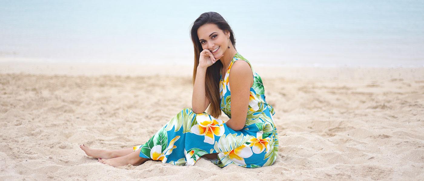 Hawaiian Wedding Dresses, Shirts and Beach Wedding Clohting