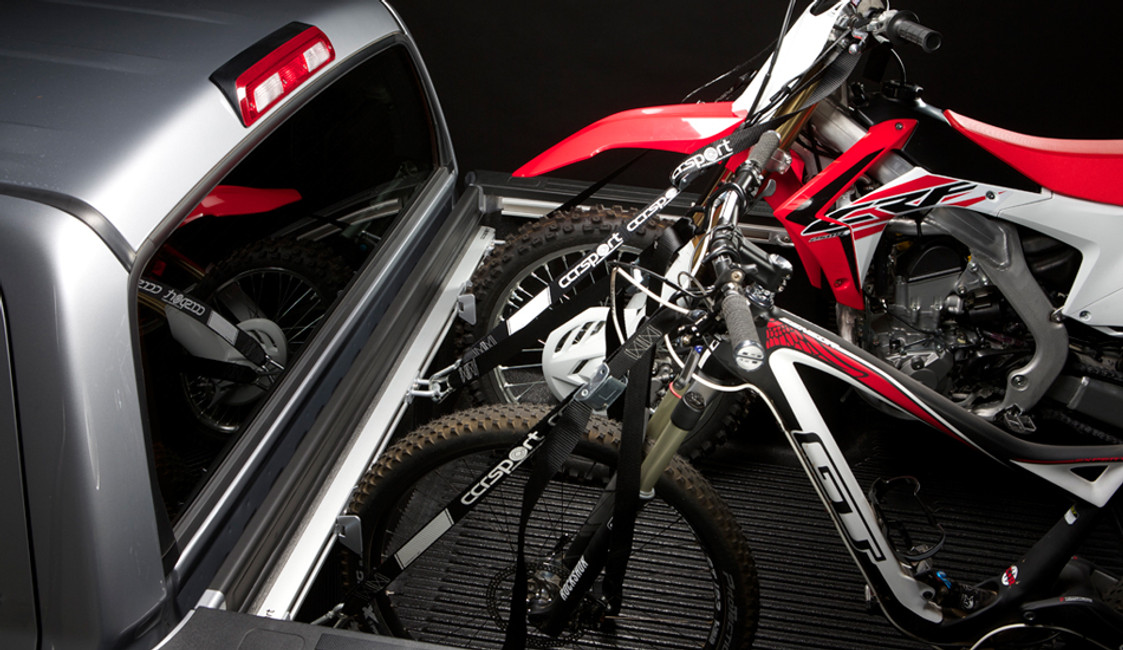 NEW - ProTrack Motorcycle Transport Kit