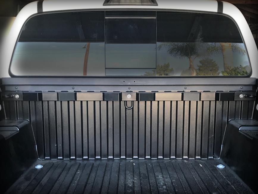 Toyota Tacoma - Bed Buddy Installation