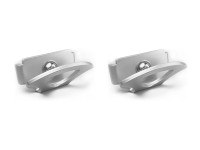 By popular demand, you can now buy our awesome Nissan Utili-track Tie down Hooks as a 2-pack.