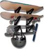 wall rack for longboards
