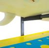 detachable arm surf rack