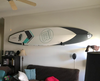 how to store your sup in your living room