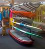 Retail Surfboard Freestanding Rack