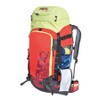 backcountry snowboard carrying backpack