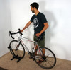 roll-in bike stand