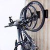 swivel bike storage rack