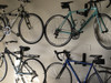 Adjustable Steel Bike Wall Rack | Bike Storage Mount