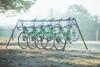 bike race stand