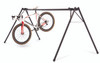 freestanding multi bike rack
